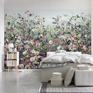 wall murals you\u0027ll love wayfairwilhelm botanica wall mural