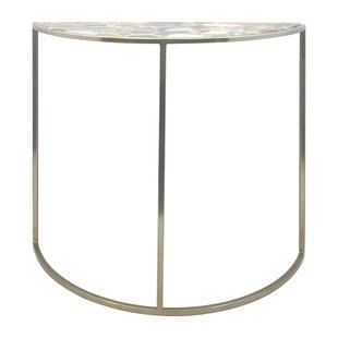 Adkins Vita Half Moon Side Table