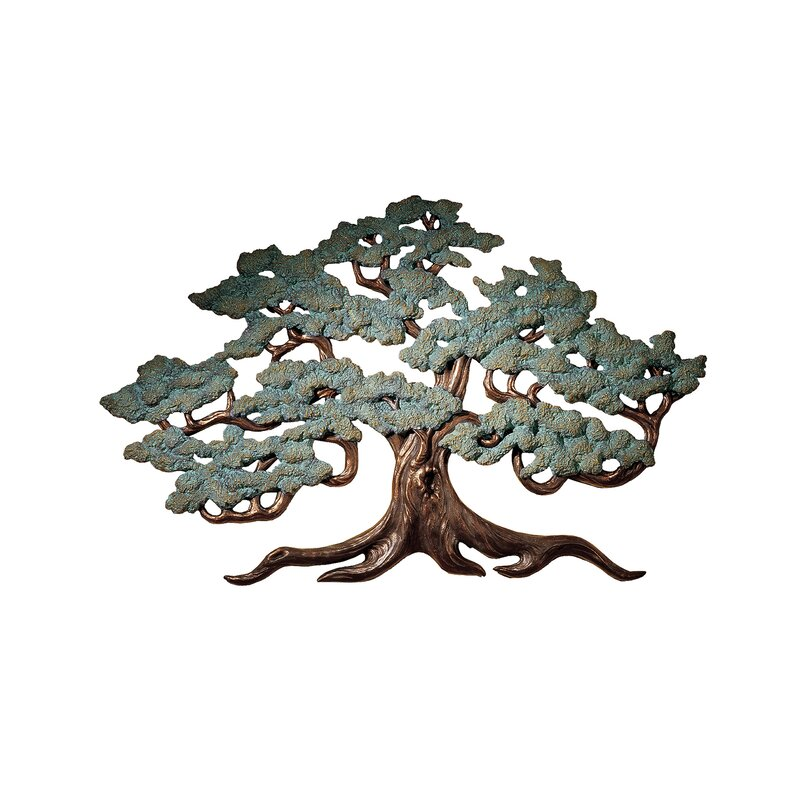 Tree Of Life Fireplace Surround: Design Toscano Ancient Tree Of Life Wall Décor & Reviews