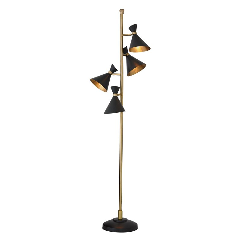 Dwellstudio cone party 72 tree floor lamp dwellstudio cone party 72 tree floor lamp aloadofball Gallery