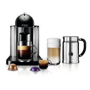 VertuoLine Coffee & Espresso Maker with Aeroccino Milk Frother