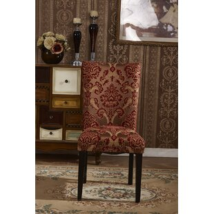 Elegant Upholstered Dining Chair (Set of 2)