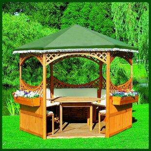 Wooden Gazebos You'll Love | Wayfair co uk