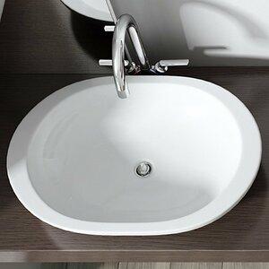 Belfry Bathroom 40 cm Aufsatz-Waschbecken Brüs..