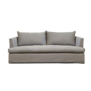 Awesome Box Cushion Sofa Slipcover