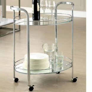 Burchfield Serving Bar Cart