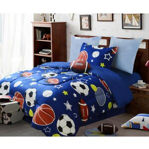 Sports Bedding Youll Love