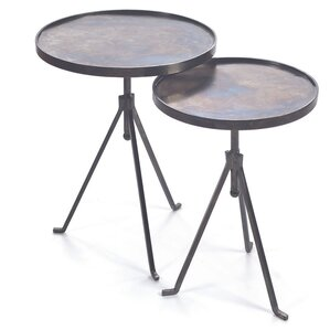 Rupinen 2 Piece End Table Set by 17 Stories