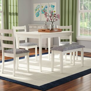 Small Kitchen Table With Bench Wayfair