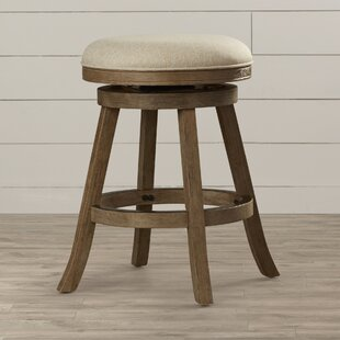 Berryville 24.5 Swivel Bar Stool