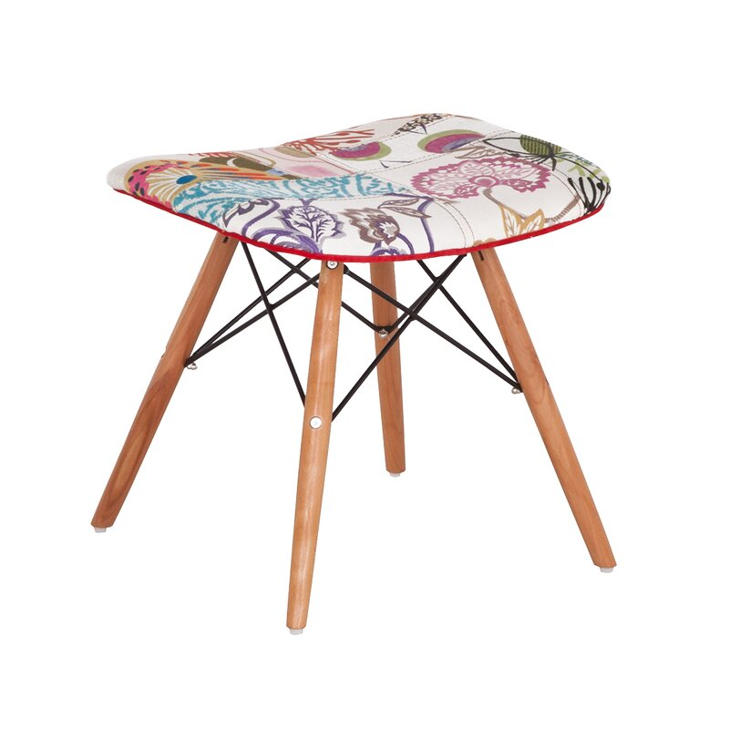 Lovely Bergenfield Accent Stool