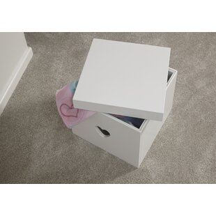 Love Hearts Storage Stool