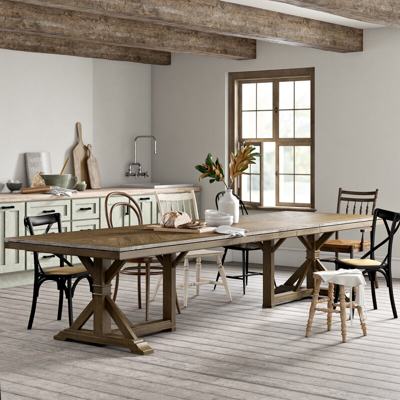 Tommy Bahama Home Cypress Point Extendable Dining Table Wayfair