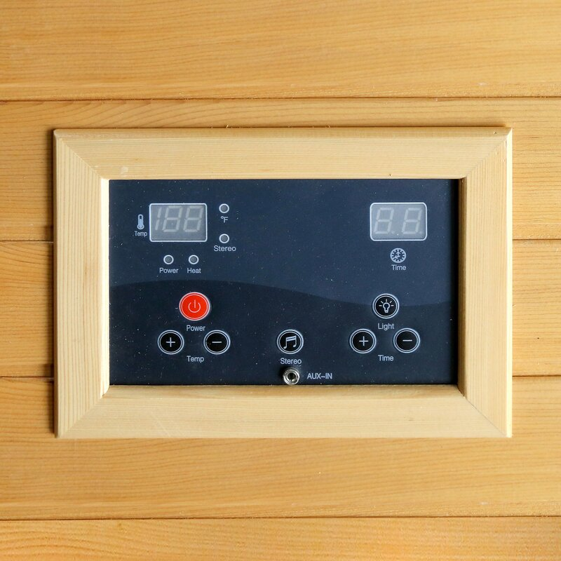 Goldstar 1 Person FAR Infrared Sauna