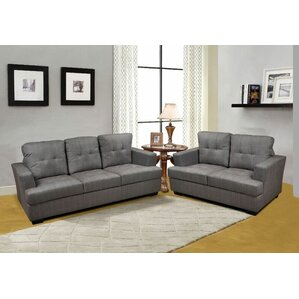 Declan 2 Piece Living Room Set by Beverly Fine Furniture