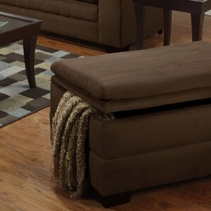 Simmons Upholstery Richland Storage Ottoman ..
