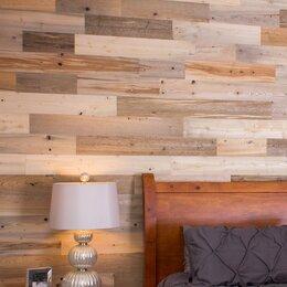 Wall Tile. Wood Paneling