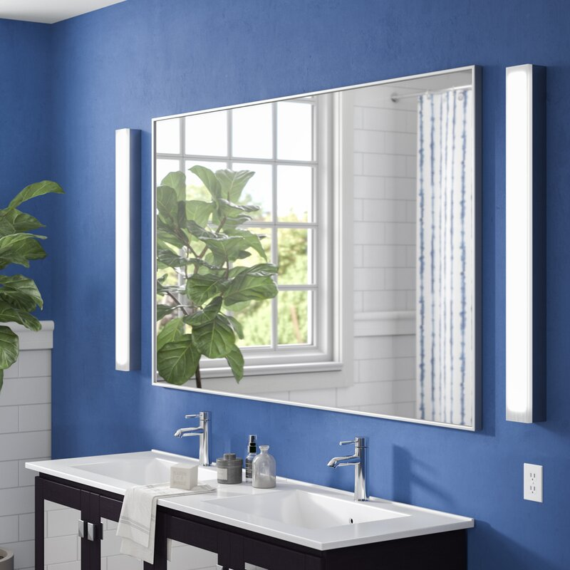 . Tinney Modern   Contemporary Bathroom  Vanity Mirror
