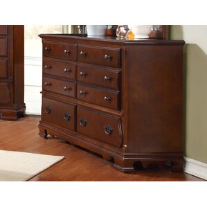 Sterling 8 Drawer Dresser by Astoria Grand