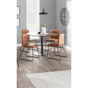 Upper Strode Upholstered Dining Chair (Set of 2)