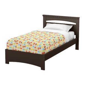 Libra Twin Panel Bed by South Shore