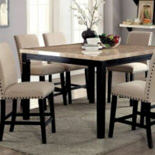 Marble Kitchen U0026 Dining Room Sets Youu0027ll Love In 2019 | Wayfair