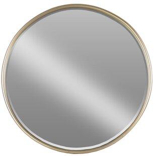 48 round mirror 24 inch quickview modern contemporary 48 round mirror allmodern
