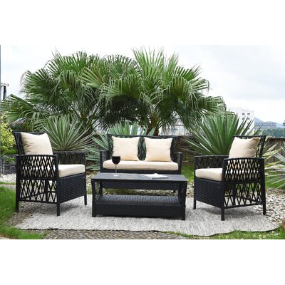 modern contemporary broyhill outdoor furniture allmodern. Black Bedroom Furniture Sets. Home Design Ideas
