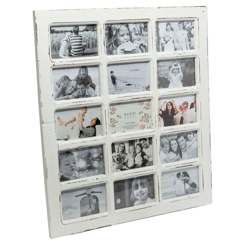 HamptonFrames Collage-Rahmen Bombay aus Holz | Wayfair.de