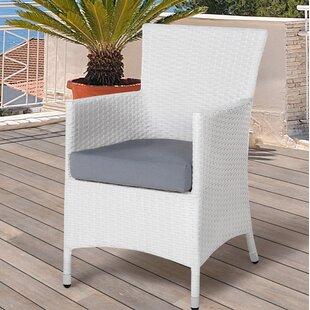 Rattan Garden Chair (Set of 4) by Lynton Garden