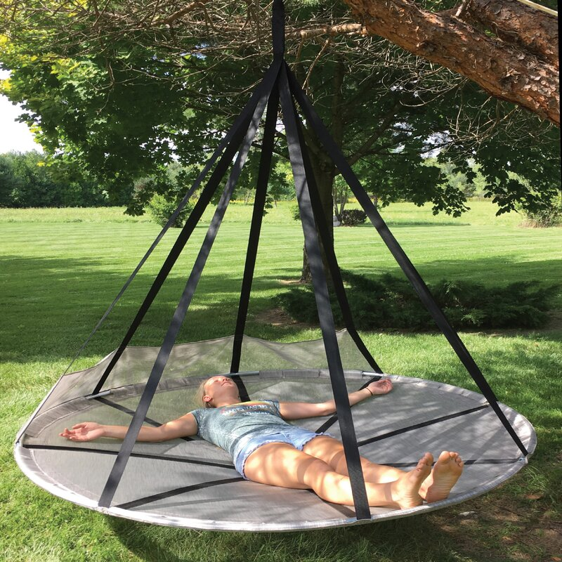 Flowerhouse Flying Saucer Tree Hammock & Reviews | Wayfair