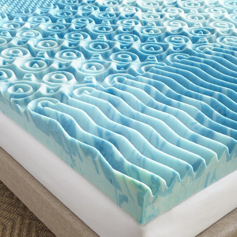 Lane Furniture Sleep Cool Gellux 4 Quot Gel Memory Foam