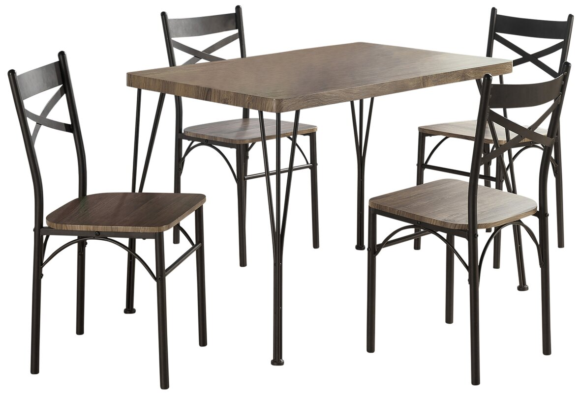 Industrial Style Dining Table Home Design Ideas And Pictures