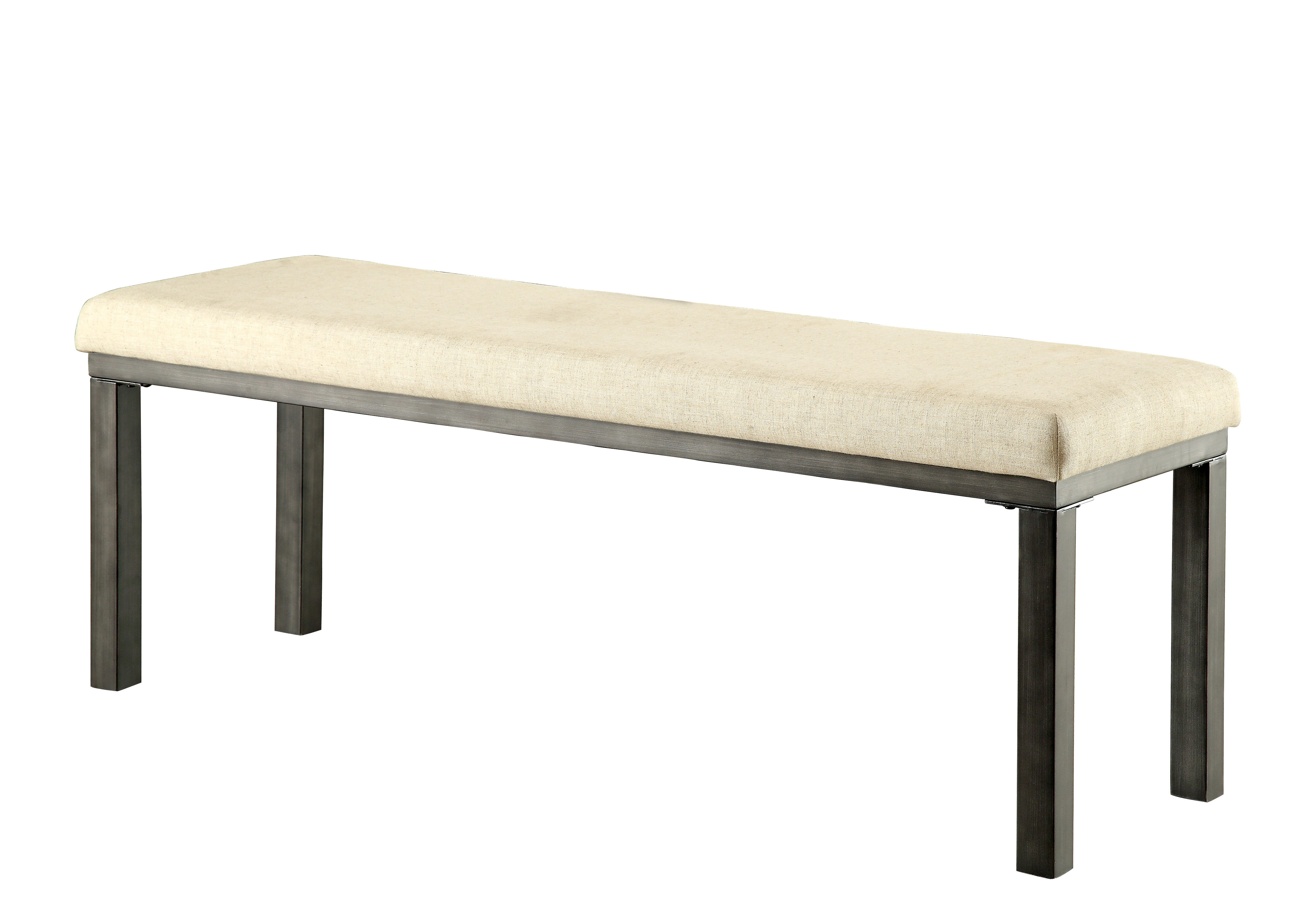 upholstered kitchen bench build in thurman upholstered kitchen bench allmodern
