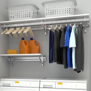 Arrange A Space Heavy Duty Laundry Room Organizer