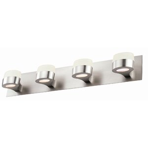 Europa 4-Light Bath Bar