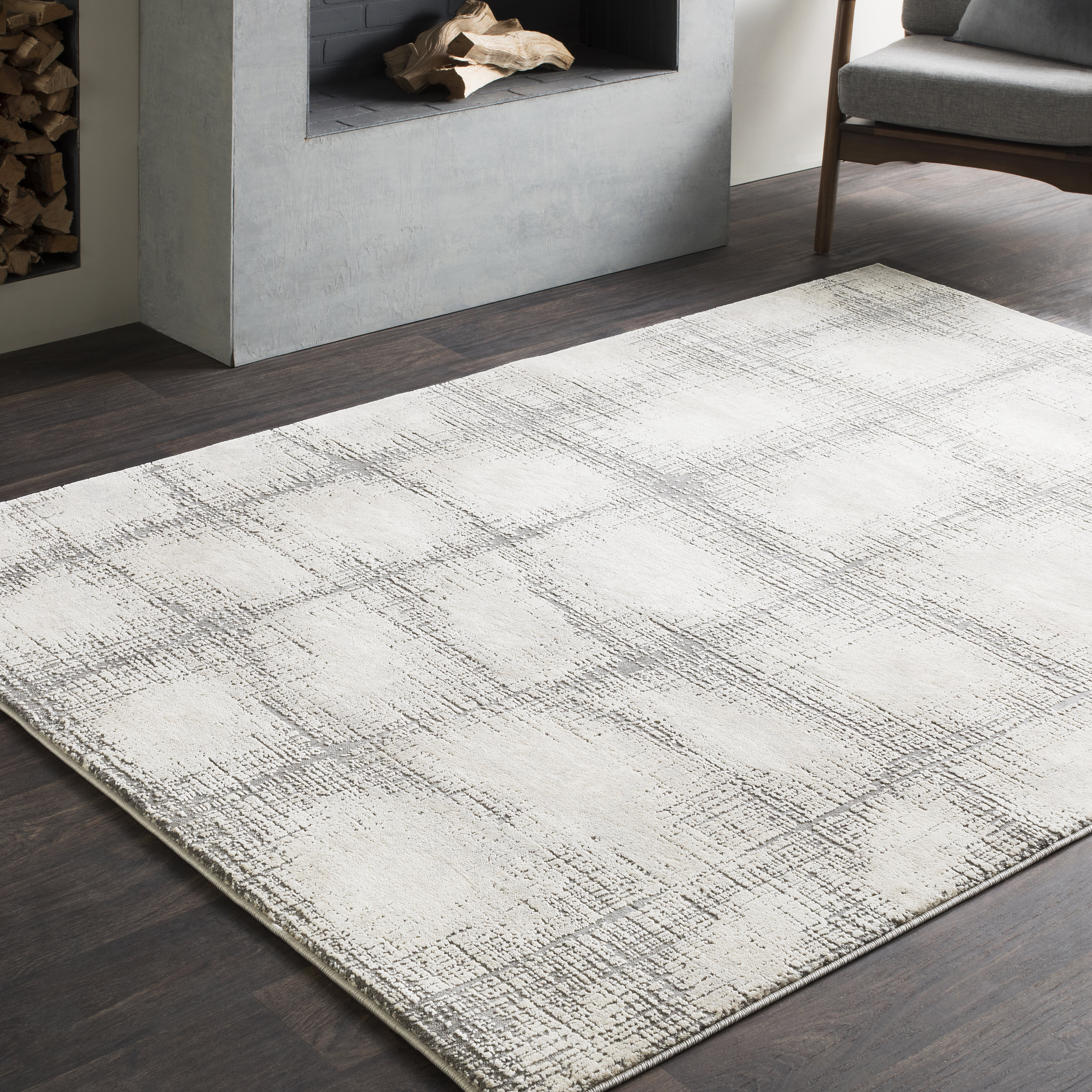 area grey decor contemporary modern rug rugs products and runner yellow trellis cream gray