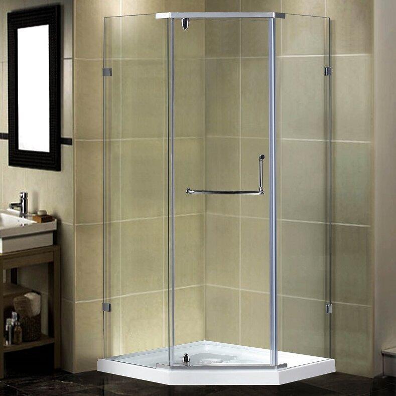 36 X 36 Neo Angle Shower | Sevenstonesinc.com