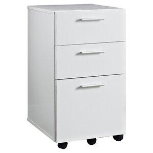 magdalena 3 drawer mobile filing cabinet