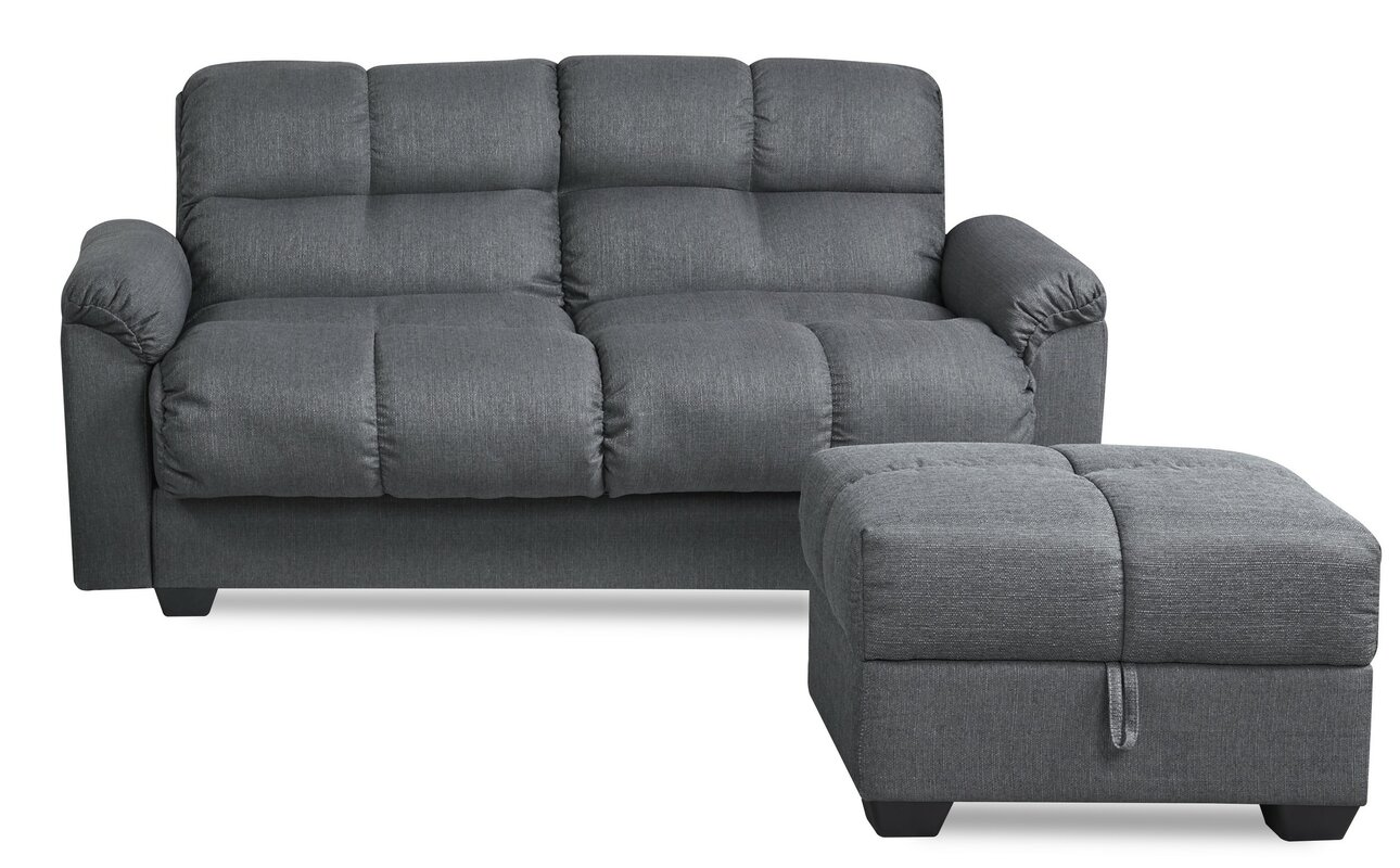 leader lifestyle 2 sitzer schlafsofa cate bewertungen. Black Bedroom Furniture Sets. Home Design Ideas