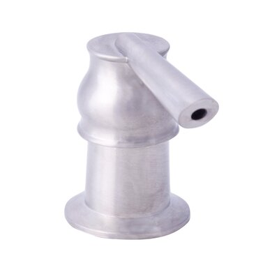 Straight 4.5 Oz. Soap Dispenser Dyconn Faucet
