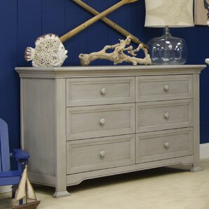 Medford 6 Drawer Double Dresser by Centennial