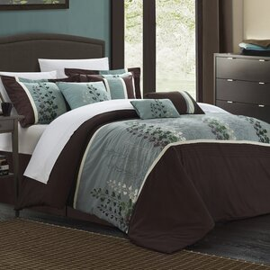 Evan 12 Piece Comforter set