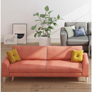 Burnt Orange Sofa | Wayfair.co.uk