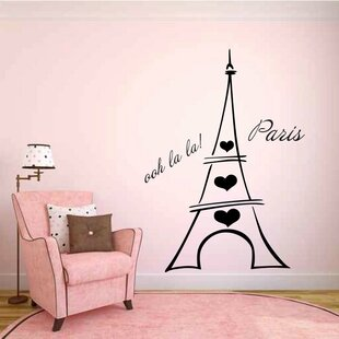 Manuela Eiffel Tower Wall Decal