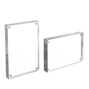 Acrylic Picture Frames Wayfair