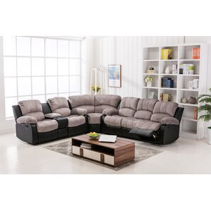 addison theater reclining sectional