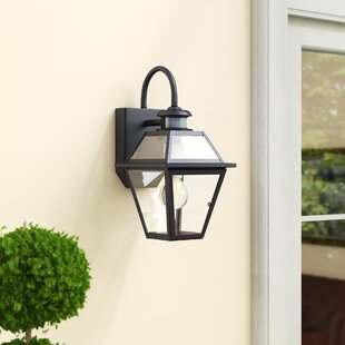 Motion Sensor Outdoor Wall Lighting You Ll Love Wayfair