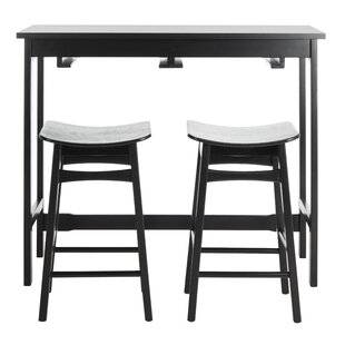 Chaska 3 Piece Pub Table Set