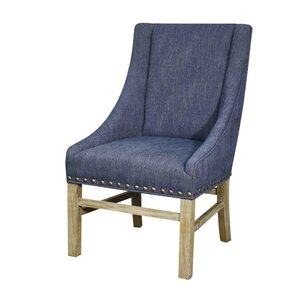 Aaron Fabric Side Chair by New Pacific Direct